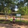 Exploring the Missouri City Edible Trail