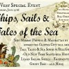 SOLD OUT A Special Mommy Poppins Event: Fun-Filled Historic Harbor Cruise with Master Storyteller Bill Gordh and his Banjo