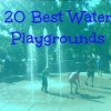 Water Feature: 20 Best Water Playgrounds in NYC