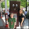 Visiting Hersheypark and Chocolate World with Kids
