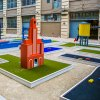 Industry City's New Pop-Up Mini Golf Course Is a Hole in One