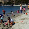Favorite Surf-Free Beaches for Little Kids in LA and Orange Counties