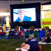 Free Outdoor Movies for Houston Families This Fall
