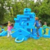 5 Reasons These Giant Blue Blocks Are a Birthday Party Must