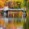 A Perfect Fall Day in Boston With Kids: The Esplanade, Boston Common and the Public Garden