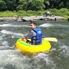 Family Weekend Getaway: River Rafting with Kids in the Catskills