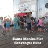 Santa Monica Pier Kids' Scavenger Hunt: Great Family Activity at the Pier