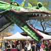 Weekend Fun: Earth Day, Dragons, Chihuly, Car-Free Streets