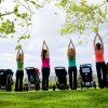 Philly Outdoor Exercise Classes for Mom and Baby