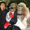 Dinos, Alice & Fairies: Spooky Fun at Lasdon Park's Halloween Train Show
