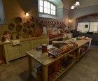 Downton Abbey: The Exhibition Kitchen
