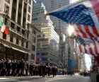 NYC Veteran's Day Parade