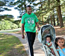 10 Stroller Friendly Hikes In And Around Boston