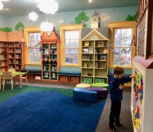 7 Public Libraries With Great Play Spaces Around Boston
