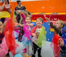 14 Brooklyn Gym Party Spots For Kids