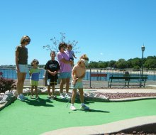 Mini Golf With Westchester Kids: Top Putt Putt Spots