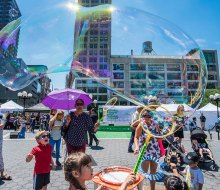 Spring Festivals, Fairs, and Carnivals in April for NYC Kids