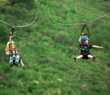 Zip Line Adventures In SoCal For Kids Who Long To Fly