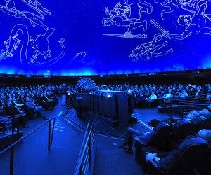 Hayden Planetarium at AMNH