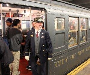 Vintage Subway Rides
