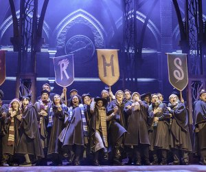 The cast of Harry Potter returst to Broadway in November