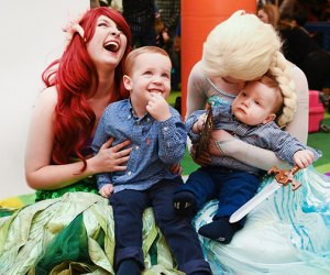 My Fairytale Party delivers princesses right to your doorstep.