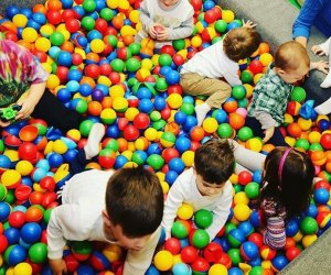 Indoor Play Spaces For Babies And Toddlers In Montgomery County Pa