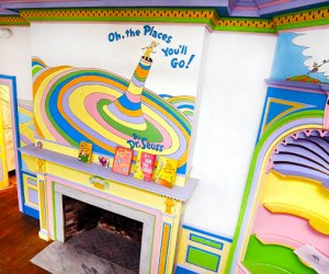 The Dr. Seuss Museum is a must-do in Springfield. Photo courtesy the museum