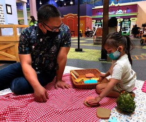 Indoor Kids' Birthday Party Places in Los Angeles: Pretend City