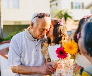 The best gift on Grandparents' Day is just more time with grandkids! Photo by Rodnae Productions, Pexels.