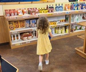 Pretend City Children's Museum in OC: Everyone loves Trader Joe's