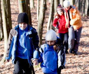 Explore the natural world all year round  at Massapequa Preserve.
