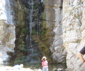 Waterfall Hikes Every LA Family Should Know: Millard Falls