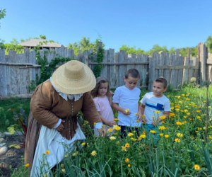 Plimouth Patuxet Museum, photo courtesy plimoth.org