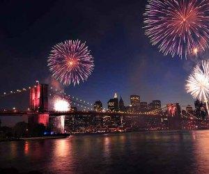Take a 4th of July cruise on the Seastreak. Photo courtesy of Seastreak