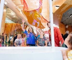 Cayton Children's Museum. Photo by Mercie
