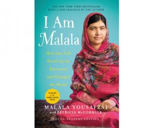 I Am Malala cover art best kids' book