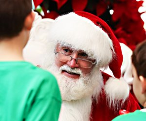 Enjoy breakfast with Santa at Congress Hall in Cape May starting Saturday, November 30, 2019. Photo courtesy of Cape Resorts