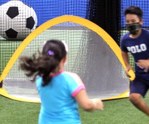 Campers at A-Game Sports get to choose from a variety of sport-specific camps or opt for a multi-spot program.
