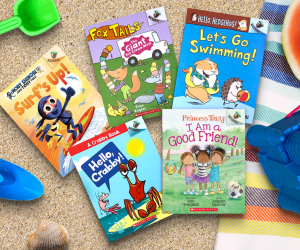 With Acorn, Scholastic has created a collection of bright, funny, captivating stories from award-winning authors and illustrators.