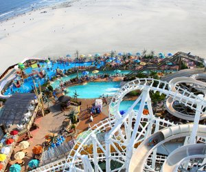 NJ water parks were cleared to reopen on July 2. Photo courtesy Raging Waters Water Park in Wildwood