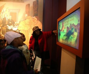 Photo courtesy of The African American Museum in Philadelphia
