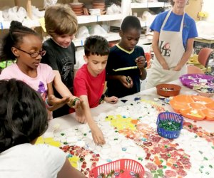 Enjoy visual arts classes, dance, theater, and more at Allens Lane Art Center. Photo courtesy of the center
