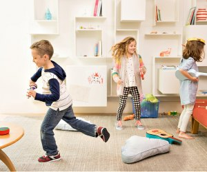 Alexa games keep kids active and giggling. Photo courtesy of Amazon