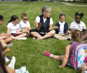 King School is a top-rated PreK to 12th grade private school that sits on a sprawling 34-acre campus in North Stamford.