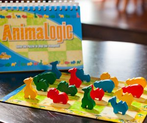 AnimaLogic is a great first strategy game for preschoolers.