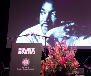 BAM hosts a free virtual tribute to Martin Luther King Jr. Photo courtesy of BAM