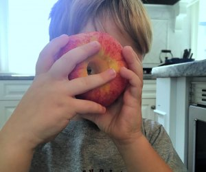 "Invest in an apple corer; it will be useful for several of these recipes (and your kids will appreciate the ""apple telescope"" you can make using one)."