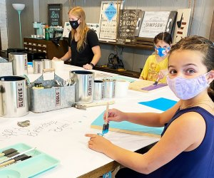 Join AR Workshopfor a creative and crafty after-school ARt CampYouth Workshop in Bellmore. Photo courtesy of the workshop
