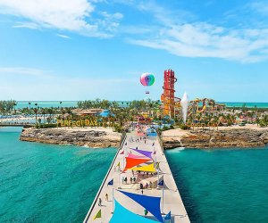 ​Cruise to Perfect Day CocoCay, a private Bahamas island. Photo courtesy of the Royal Caribbean